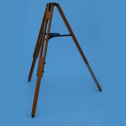 Telescope tripod, wood, EQ3